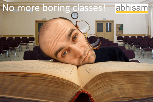 Online learning advantages